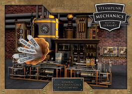 Steampunk Mechanics
