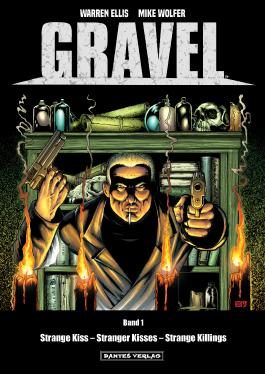 Gravel 1 - Strange Kiss - Stranger Kisses - Strange Killings