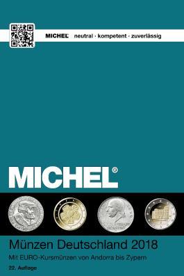 Münzen Deutschland 2018