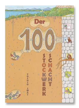 Der 100-Stockwerk Schacht