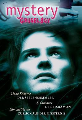 Mystery Gruselbox Band 37: Der Eisdämon / Zurück aus der Finsternis / Der Seelensammler /