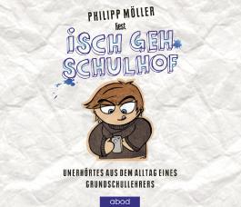Isch geh Schulhof, Audio-CD