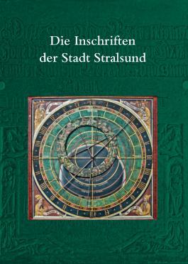 Die Inschriften der Stadt Stralsund