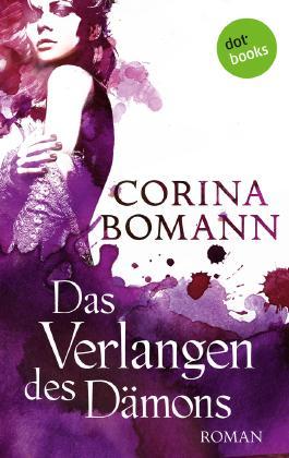Das Verlangen des Dämons - Ein Romantic-Mystery-Roman: Band 3