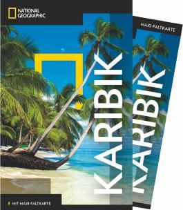 NATIONAL GEOGRAPHIC Reiseführer Karibik mit Maxi-Faltkarte