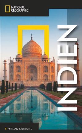 NATIONAL GEOGRAPHIC Reiseführer Indien