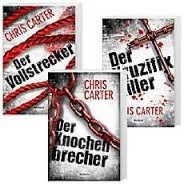 Band 1 bis 3 der Hunter-und-Garcia-Thriller: Der Kruzifix-Killer/ Der Vollstrecker/ Der Knochenbrecher