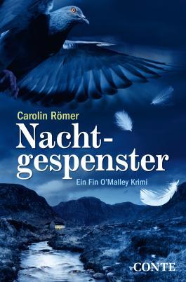 Nachtgespenster: Kriminalroman (Fin O'Malley Krimi 4)