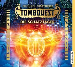 Tombquest – Die Schatzjäger. Box