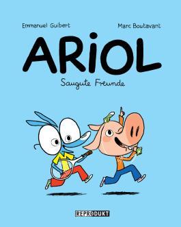 Ariol 3 – Saugute Freunde