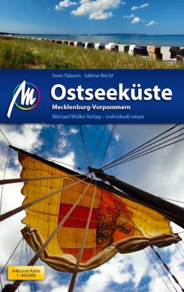 Ostseeküste - Mecklenburg Vorpommern Reiseführer Michael Müller Verlag