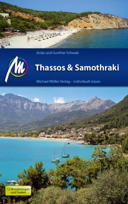Thassos & Samothraki Michael Müller Verlag