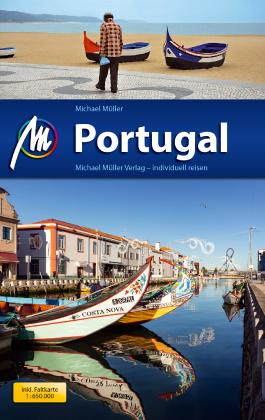 Portugal Reiseführer Michael Müller Verlag