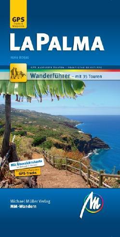 La Palma MM-Wandern Wanderführer Michael Müller Verlag