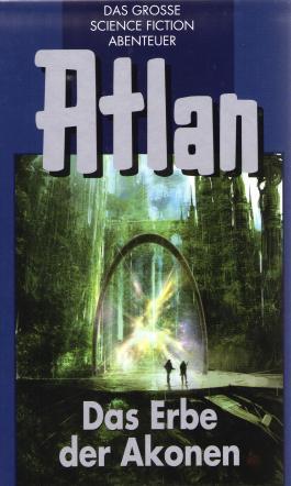 Atlan - Das Erbe der Akonen