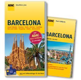 ADAC Reiseführer plus Barcelona
