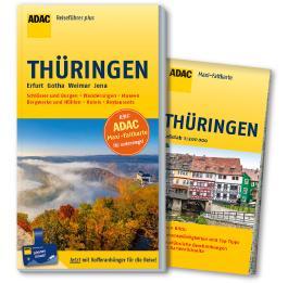 ADAC Reiseführer plus Thüringen