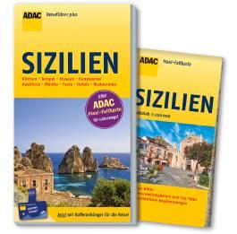ADAC Reiseführer plus Sizilien
