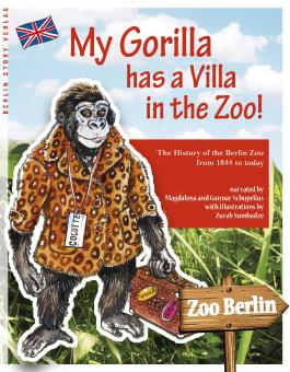 My Gorilla has a Villa in the Zoo!