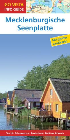 GO VISTA: Reiseführer Mecklenburgische Seenplatte