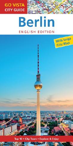 GO VISTA: City Guide Berlin - English Edition