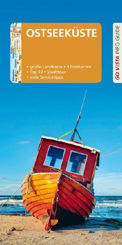 GO VISTA: Reiseführer Ostseeküste