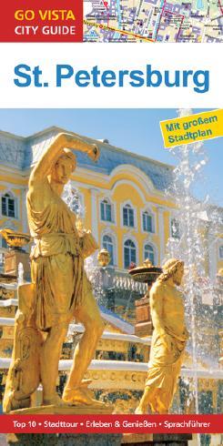 GO VISTA: Reiseführer St. Petersburg