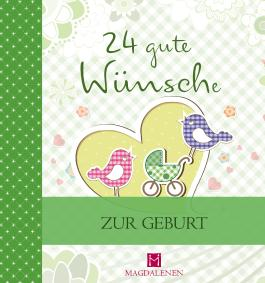 24 gute Wünsche