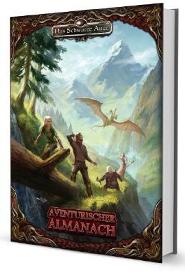 Aventurischer Almanach Softcover