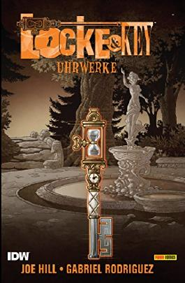 Locke & Key, Band 5: Uhrwerke