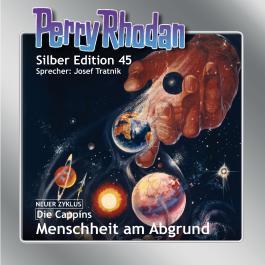 Perry Rhodan Silber Edition 45. Menschheit am Abgrund