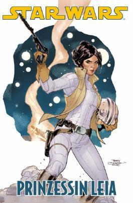 Star Wars Comics: Prinzessin Leia