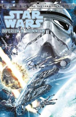 Star Wars Comics: Imperium in Trümmern