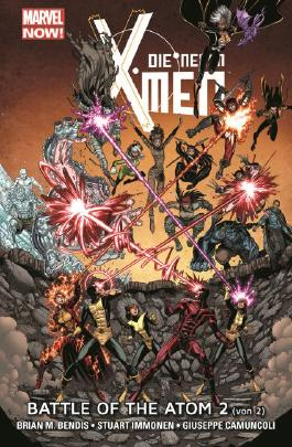 Die neuen X-Men - Marvel Now!