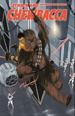 Star Wars Comics: Chewbacca