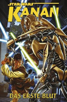 Star Wars Comics: Kanan II – Das erste Blut