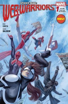 Spider-Man: Web Warriors