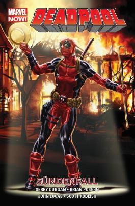 Deadpool – Marvel Now!