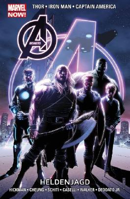 Avengers – Marvel Now!