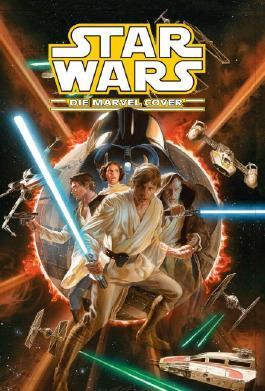 Star Wars: Die Marvel Cover