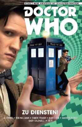 Doctor Who – Der elfte Doctor