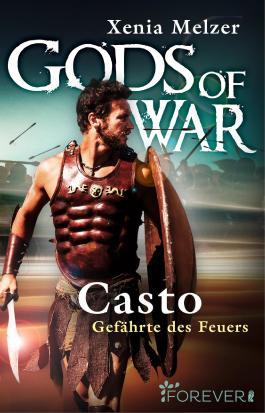 Gods of War - Casto: Gefährte des Feuers