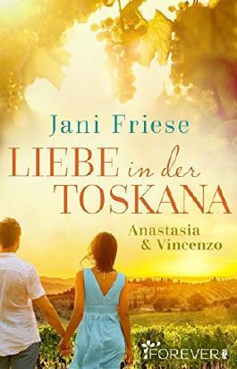 Liebe in der Toskana: Anastasia & Vincenzo