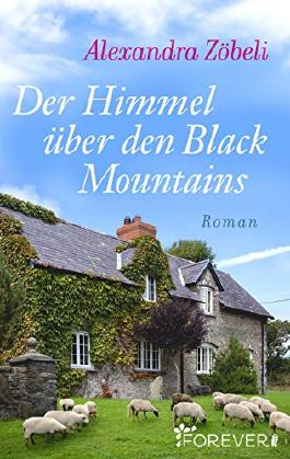 Der Himmel über den Black Mountains