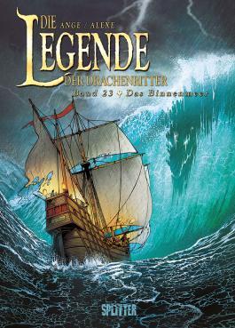 Die Legende der Drachenritter. Band 23
