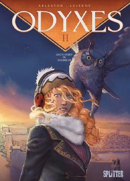 Odyxes - Gestrandet im Sandmeer