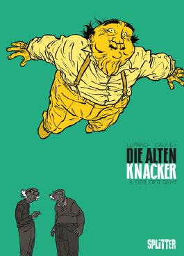 Die Alten Knacker - Der, der geht