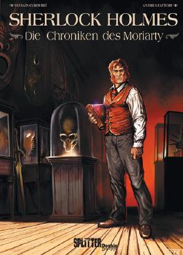 Sherlock Holmes – Die Chroniken des Moriarty