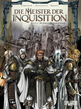 Die Meister der Inquisition. Band 6