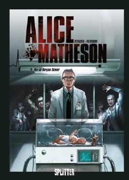 Alice Matheson. Band 4
